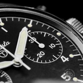PR766F Precista Vintage R.A.F. Pilots Chronograph Close6