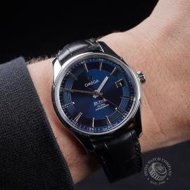 OM21566S Omega De Ville Hour Vision Wrist