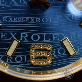 RO1816P Rolex Datejust 18ct Close14