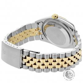 RO22102S Rolex Datejust 36 Back