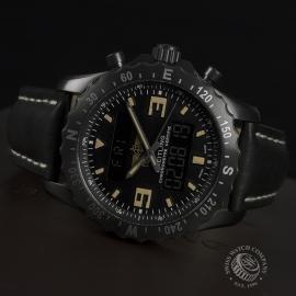 20051S Breitling Chronospace Military Close9 1