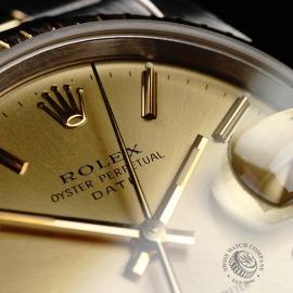 RO21991S Rolex Oyster Perpetual Date Close5