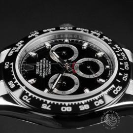RO22397S Rolex Cosmograph Daytona Cerachrom Bezel Close6