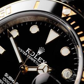 RO21980S Rolex Submariner Date Unworn Close3