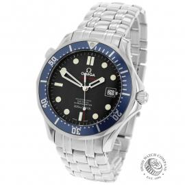 OM22308S Omega Seamaster Professional Co-Axial Back