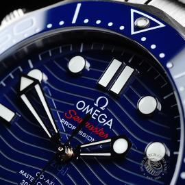 OM21805S Omega Seamaster Professional 300M Close3 1
