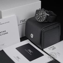 IW1955P IWC Pilots Chronograph Limited Edition Box