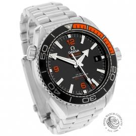 OM21393S Omega Planet Ocean Co-Axial Master Chronometer Dial