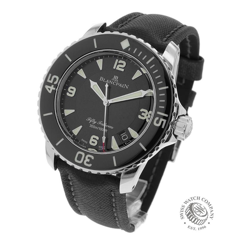 Blancpain Fifty Fathoms Automatic