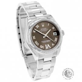 RO20780S Rolex Ladies Datejust Midsize Dial