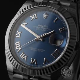 RO22025S Rolex Datejust 41 Unworn Close1