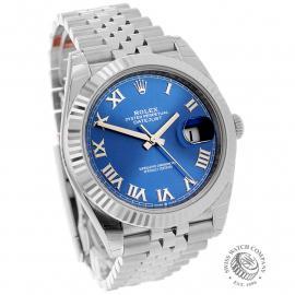 RO22025S Rolex Datejust 41 Unworn Dial