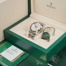 RO22517S Rolex Sky-Dweller Unworn Box