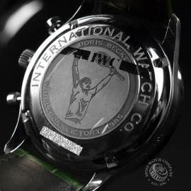 IW18253S IWC Portuguese Chrono Boris Becker Limited Edition Close8