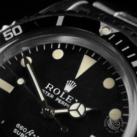 RO22567S Rolex Submariner Non-Date Close3
