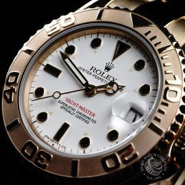 RO21757S Rolex Yacht-Master Mid size 18ct Close2 1