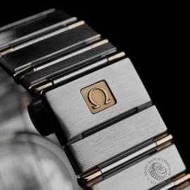 OM22293S Omega Constellation Automatic Close8