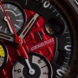 AU1811P Audemars Piguet Royal Oak Offshore Grand Prix Chronograph Limited Edition Close10