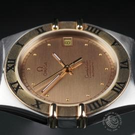 OM22293S Omega Constellation Automatic Close6
