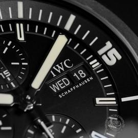 21448S IWC Aquatimer Chronograph Close9 1