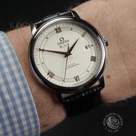 OM22257S Omega De Ville Prestige Co-Axial Wrist
