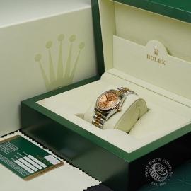 RO21580S Rolex Datejust Midsize Box