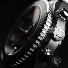 OM20307S Omega Seamaster Planet Ocean 600m Co Axial Chrono Close4