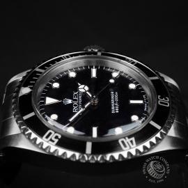 RO21394S Rolex Vintage Submariner 5513 Close8 1
