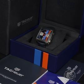 Tag Heuer Monaco Calibre 11 Gulf Limited Edition Box 1