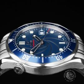 OM21529S Omega Seamaster James Bond 007 Limited Edition Close7