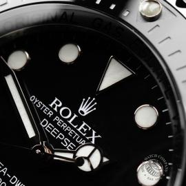 RO22290S Rolex Sea Dweller DEEPSEA MK 1 Close 3