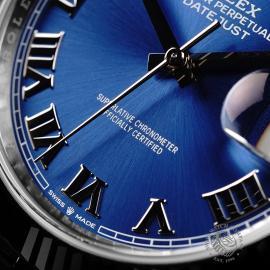 RO22025S Rolex Datejust 41 Unworn Close4