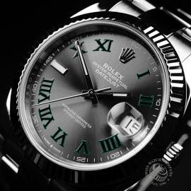 RO22028S Rolex Datejust 41 Close2