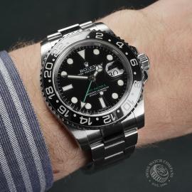 RO22371S Rolex GMT Master II Wrist