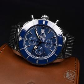 21491S Breitling Superocean Heritage II 46mm Chronograph Close10