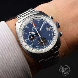 OM21085S Omega Vintage Seamaster Chronograph Calibre 1040 Wrist