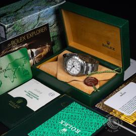 RO22070S Rolex Explorer II 'Polar' Box