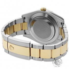 RO22735S Rolex Datejust II Back