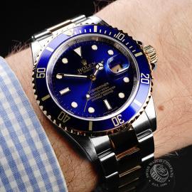 RO22203S Rolex Submariner Date Wrist