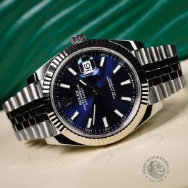 RO21968S Rolex Datejust 41 Unworn Close10