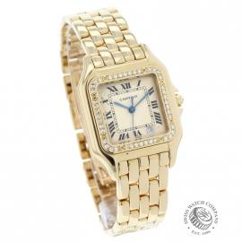 1863F Cartier Ladies Panthere 18ct Dial