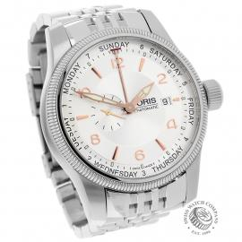 OR21845S Oris Big Crown Small Second Pointer Day Dial