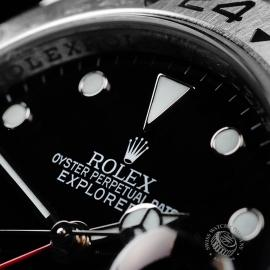 RO21714S Rolex Explorer II Close3