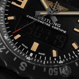 20051S Breitling Chronospace Military Close8 1