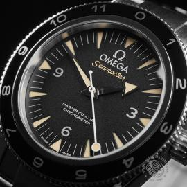 OM22653S Omega Seamaster 300 Master Co Axial SPECTRE Limited Edition Close3 1