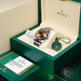 RO21848S Rolex Oyster Perpetual 36 Box