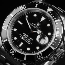 RO22642S Rolex Submariner Date Close2