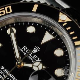 RO22597S Rolex Submariner Date Unworn Close3