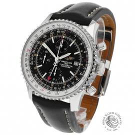 Breitling Navitimer World Chrono GMT