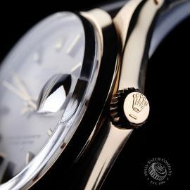 RO21812S Rolex Vintage Date 18ct Close7